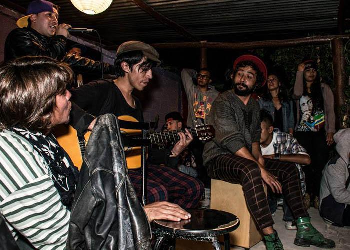 El boyacense que se ganó el concurso Hip Hop al parque de Bogotá