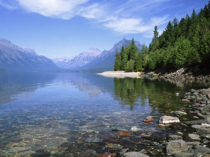 Las montañas de Montana en Estados Unidos, se encuentran en el top 8 de las montañas más hermosas del mundo