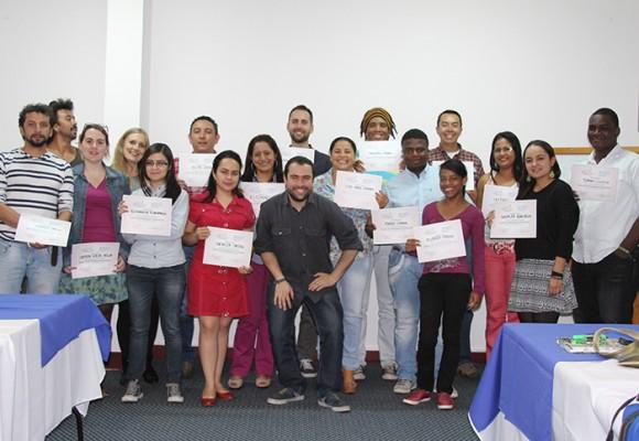 Así fue el taller de la nota ciudadana en Medellín junto a Las2Orillas