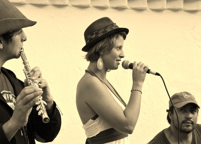 Encuentro musical colombo-belga en Boyacá