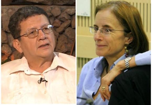Pablo Catatumbo le responde a la columnista Salud Hernández