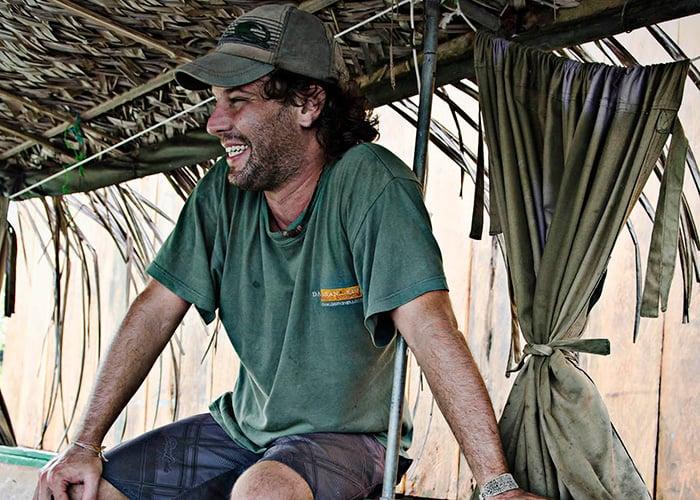 Recorrer el Amazonas en bicicleta