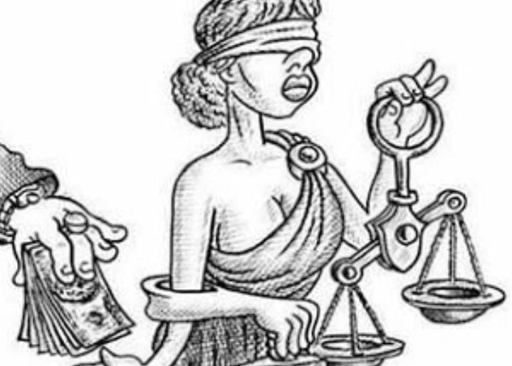El derecho al revés en Colombia - Las2orillas
