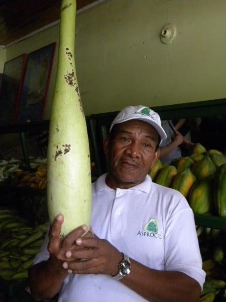 Patricio Payares hace parte de la Asociación de productores para el desarrollo comunitario de la Ciénaga Grande del Bajo Sinú, Asprocig.