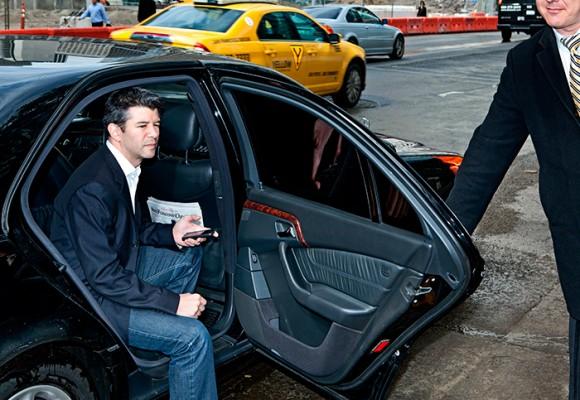 El millonario detrás de Uber