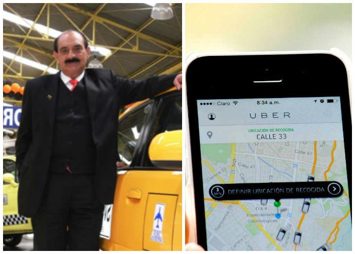 Uldarico: El señor de los taxis que arrodilló al gobierno