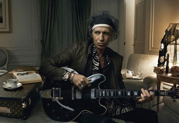 Keith Richards el guitarrista de los Rolling Stones que no se dejó derrotar