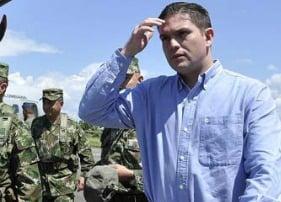 Visita relámpago del embajador Pinzón de cara a las elecciones presidenciales
