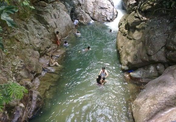 Las Pailas, el lugar ideal para el desenguayabe
