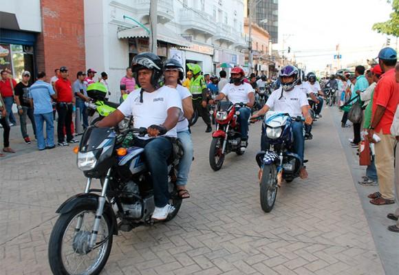 La crisis del mototaxismo en Sincelejo