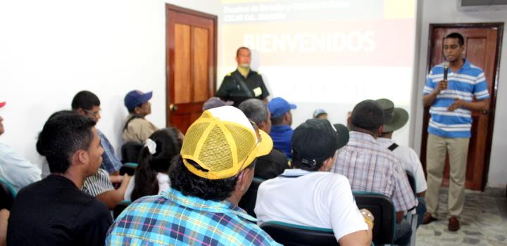 Semillero de investigación de CECAR, desarrolla proyecto para Montería