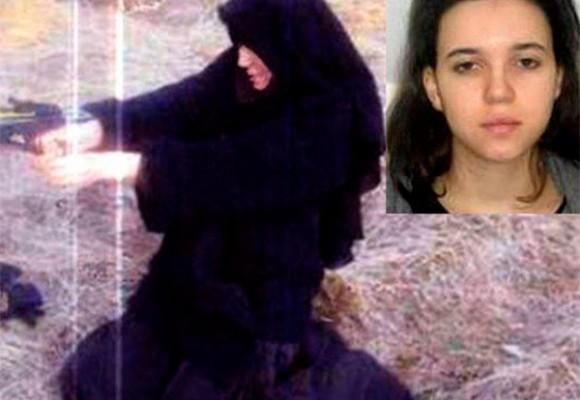 Hayat Boumeddie, la cara femenina del terrorismo en Francia