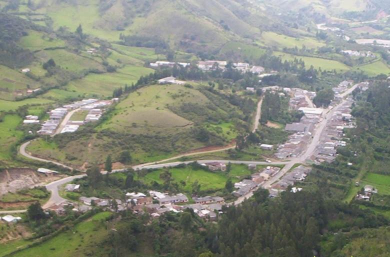 Totoró, territorio de paz en medio del fuego