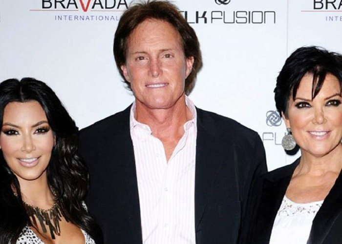 Who was bruce jenner dating again 6