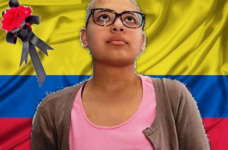 Feliz viaje Camila Ababuara