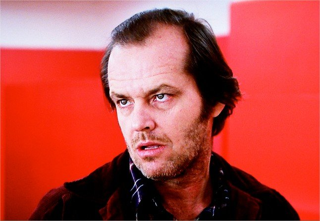 Jack Nicholson - The Shining  Flickr - Photo Sharing! - Google Chrome