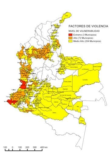 Factores de Violencia