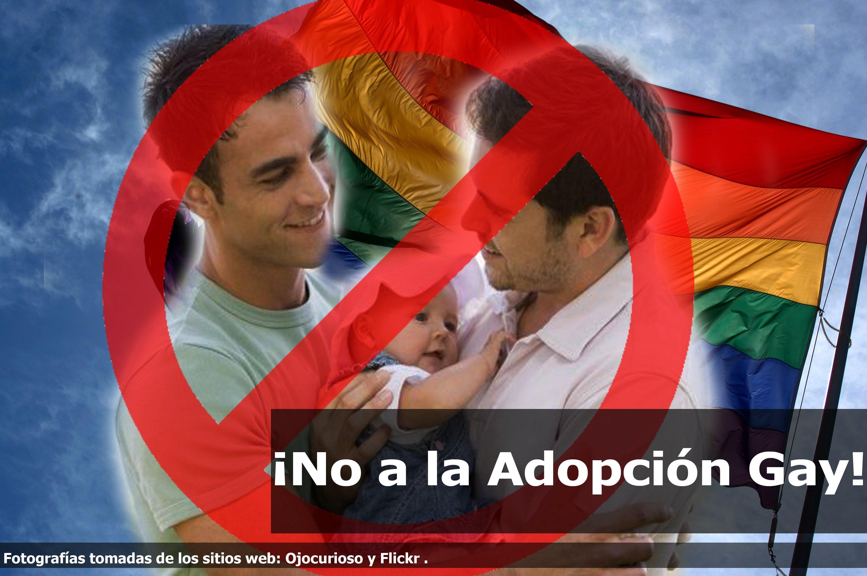 Problemas que tienen los padres del mismo sexo con las adopciones