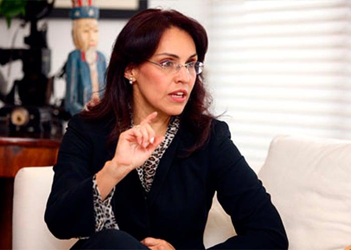 """""""Mi familia no puede ser instrumentalizada ni usada"""": Vivianne Morales"""