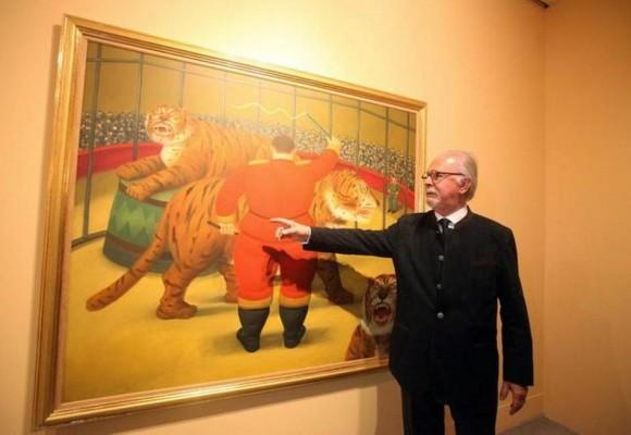 El circo de Fernando Botero