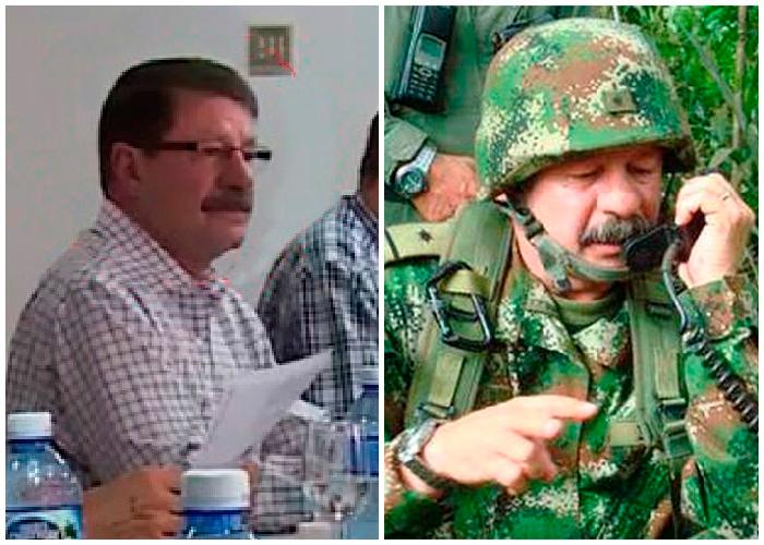 El nuevo rostro del general Javier Flórez