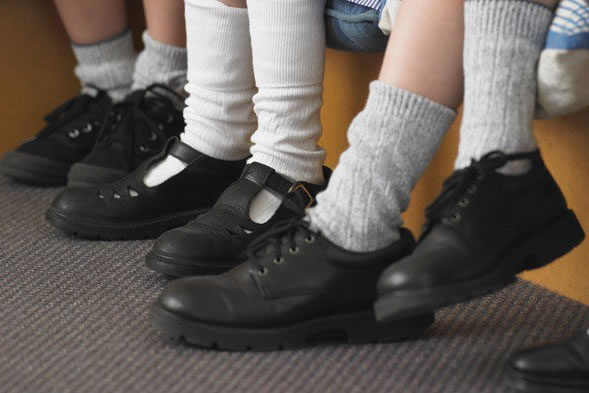 Zapatos negros Gru infantiles 6kINZtD9rk