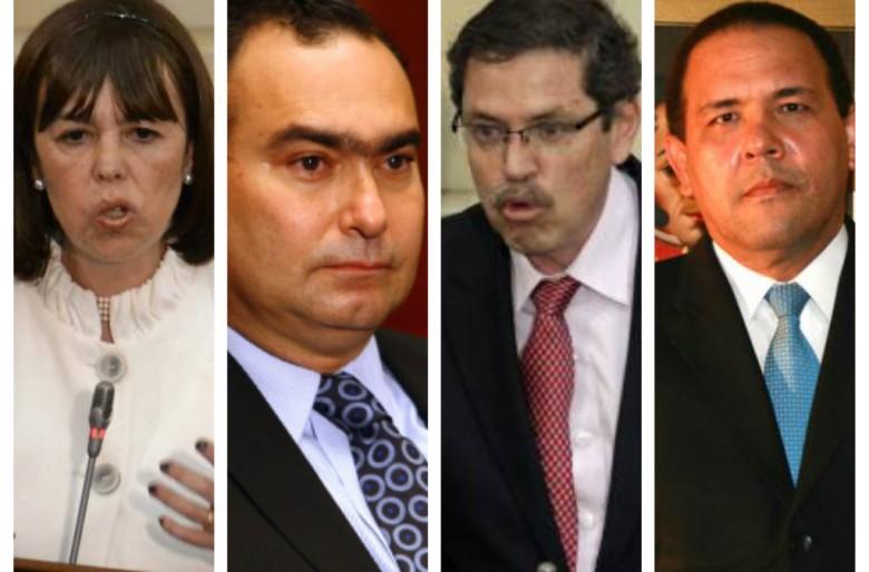 Los magistrados que se oponen a la adopción homosexual