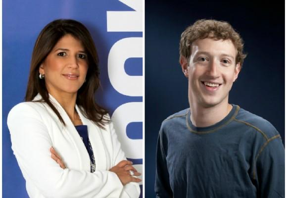 Ella es la voz de Zuckerberg en Colombia
