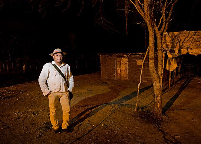 Jairo Dionisio Fuentes Epiayú  - Fotografía: Camilo Rozo