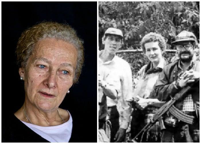 """""""Menos mal nos salimos de la guerra"""": Vera Grabe"""