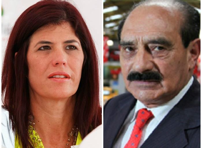 Los taxistas le bajaron los pantalones a la ministra de Transporte Natalia Abello