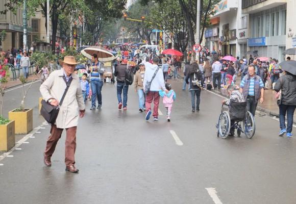 La Bogotá que yo quiero