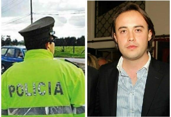 Carta de la esposa de un Policía a Nicolás Gaviria