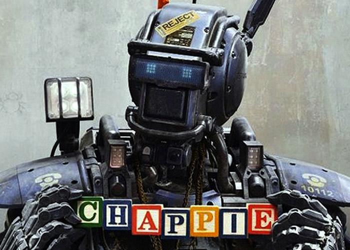 Chappie: Divertida y genial
