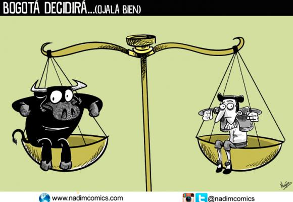 Bogotá decidirá... (ojalá bien)
