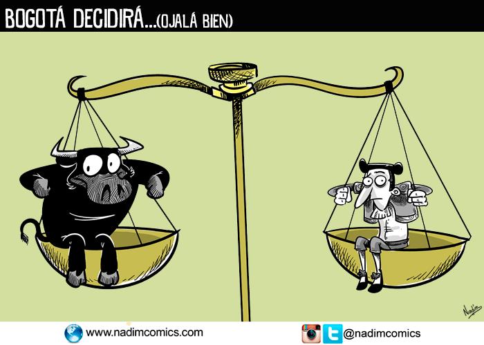 Bogotá decidirá… (ojalá bien)
