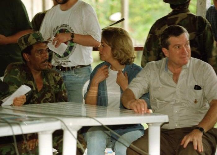 Falleció el dirigente antioqueño Nicanor Restrepo