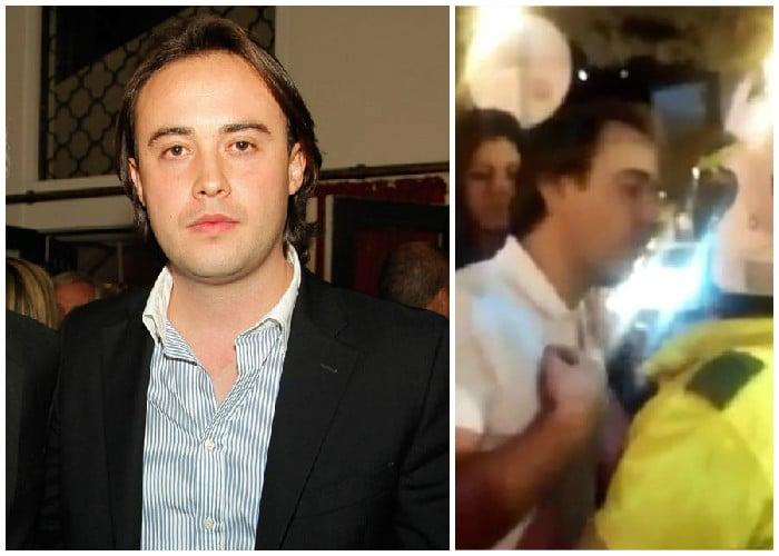 """""""Usted no sabe quién soy yo"""", conozca quién es Nicolás Gaviria"""