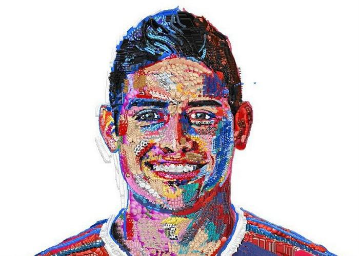 El comercial de James Rodríguez con Pepsi