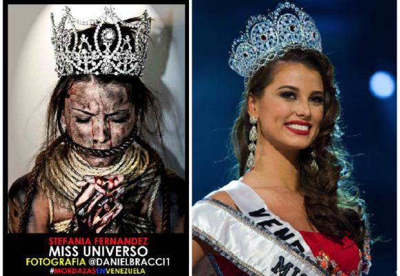 La Miss Universo que enfureció al chavismo