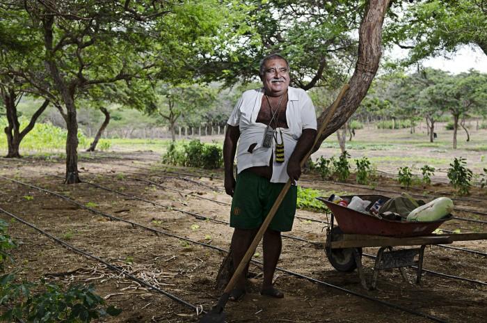 Franklin Juvenal Iguarán Jayariyu Fotografía: Camilo Rozo