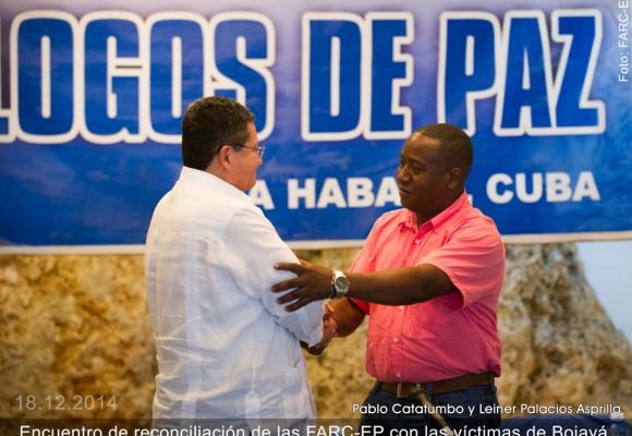 El perdón: un encuentro en La Habana