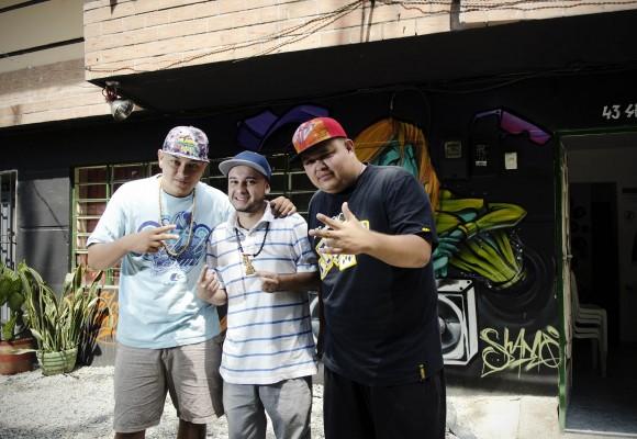 El rapero de Medellín que llega tarde a la guerra