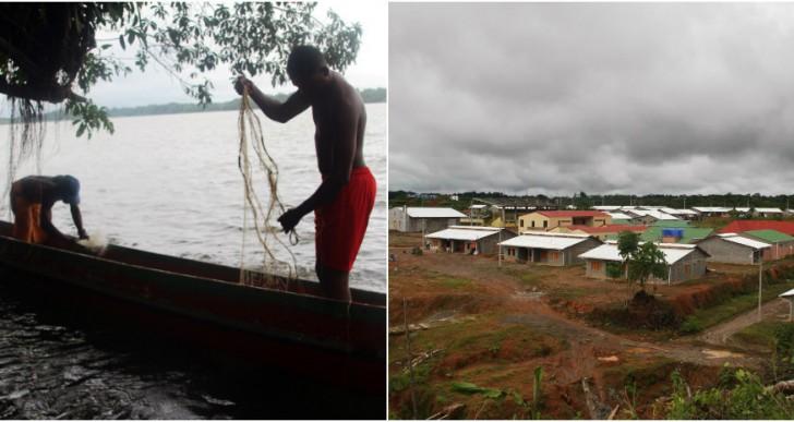 Bellavista: ganamos casas, perdimos el río
