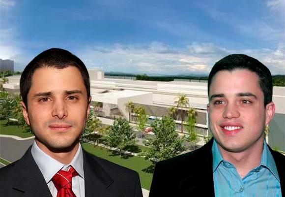 Los centros comerciales de los hijos de Uribe