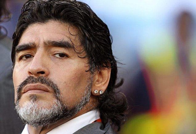 La tacañería de Maradona con clínica en Cartagena