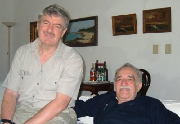 Cómo Gerald Martín logró entrar en la intimidad de Gabo