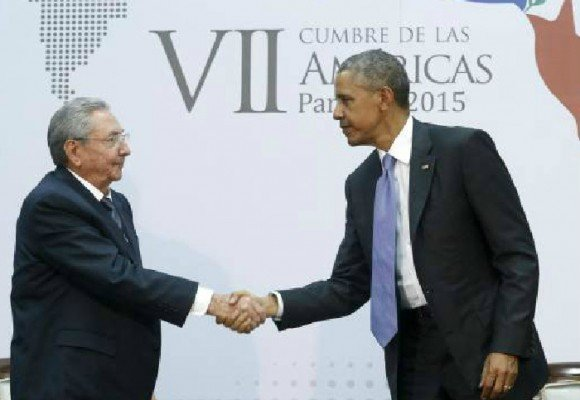 La mano de Obama: Cuba sale de la lista negra del terrorismo