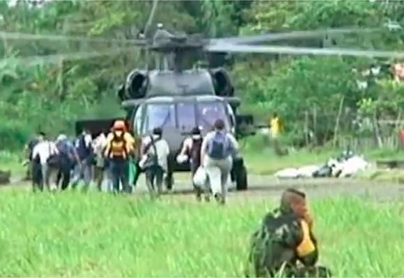 Seis días después, Colombia se enteró