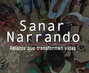Sanar Narrando - Relatos que transforman vidas